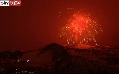 Florida, è record: fuoco d'artificio più grande mondo. VIDEO