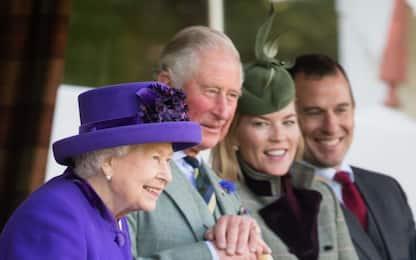 Casa reale inglese, divorzia un nipote della Regina Elisabetta
