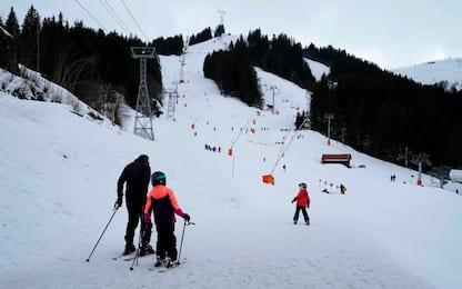Bambino cade da slitta in Alto Adige, è grave
