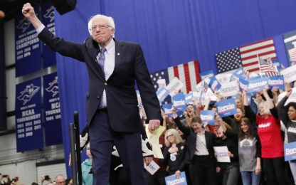 Usa 2020, primarie dem in New Hampshire: vince Sanders. Male Biden