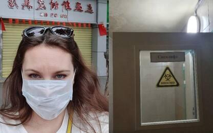 Coronavirus, donna evade da quarantena a San Pietroburgo