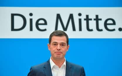 Germania, via leader Cdu Turingia dopo appoggio destra a governatore