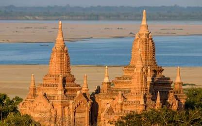 Bagan, italiani girano video porno tra le pagode: polemica in Myanmar