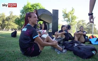 Argentina, Mara Gomez è la prima calciatrice trans in Primera División