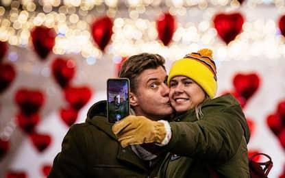 San Valentino, i festeggiamenti in giro per il mondo. FOTO