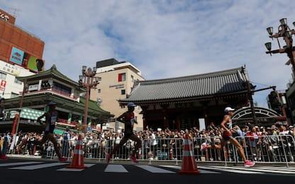 Coronavirus, annullata la maratona di Tokyo 2020 per amatori