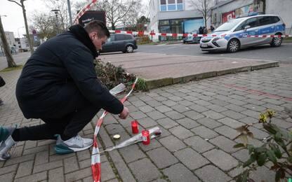 Germania, xenofobo fa strage in bar comunità turca: 9 vittime