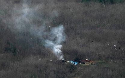 Kobe Bryant, pilota dell'elicottero sotto inchiesta nel 2015