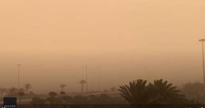Tempesta di sabbia alle Canarie: sospesi voli, turisti bloccati. VIDEO