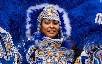 Carnevale, a New Orleans si celebra la fine del martedì grasso