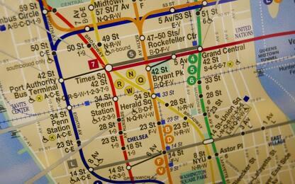 Da New York a Parigi, mappe storiche delle metro. FOTO
