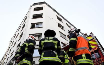 Francia, incendio in un edificio a Strasburgo: 5 morti e 7 feriti