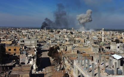 Siria attacca Turchia. Ankara risponde e apre i confini dell'Ue