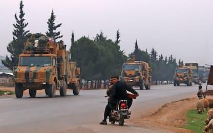 Scontro Turchia-Siria, Erdogan spinge i profughi verso l'Europa