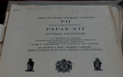 Pio XII: nuove carte degli archivi vaticani confermano aiuti a ebrei