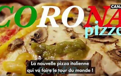 Pizza al Coronavirus, bufera sullo spot trasmesso dalla tv francese
