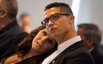 La mamma di Cristiano Ronaldo ha avuto un ictus