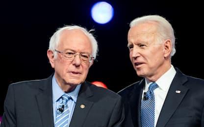 Usa 2020, Super Tuesday: 3 endorsement per Biden, Sanders attacca