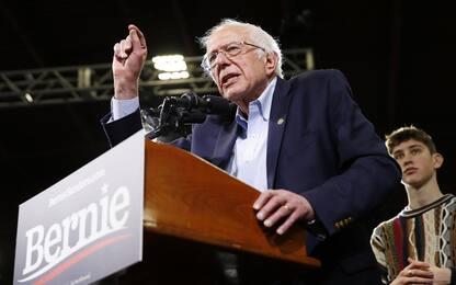 Usa 2020, Bernie Sanders si ritira dalla corsa per le presidenziali