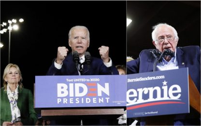 Super Tuesday: bene Biden, insegue Sanders. Flop Bloomberg