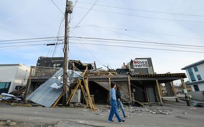 Tornado su Nashville in Tennessee, almeno 24 i morti. FOTO