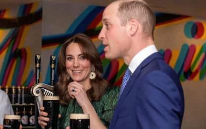 """Coronavirus, gaffe di William: """"Io e Kate diffondiamo il virus"""""""