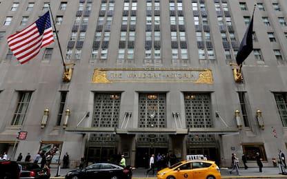 New York, nel 2022 riapre l'hotel Waldorf Astoria. FOTO