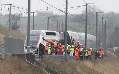 Francia, deraglia un treno Tgv: 21 feriti, grave il macchinista