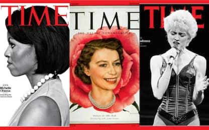 Le 100 donne che hanno cambiato il mondo secondo Time