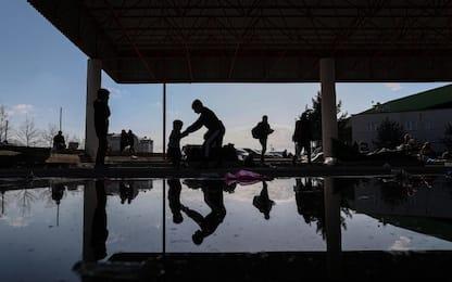 Tensione Turchia-Grecia, Erdogan ordina alt ai migranti