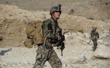 Afghanistan, gli Usa cominciano il ritiro delle truppe