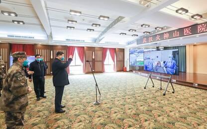 "Coronavirus in Cina, Xi Jinping: ""Epidemia limitata all'epicentro"""