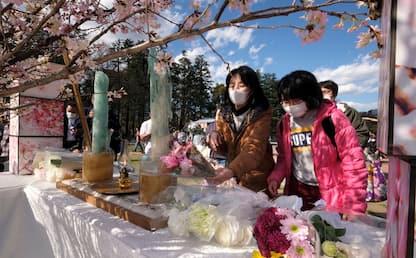 Giappone: nono anniversario del disastro di Fukushima. FOTO