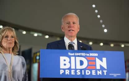Usa 2020, Joe Biden ha vinto le primarie nello stato di Washington