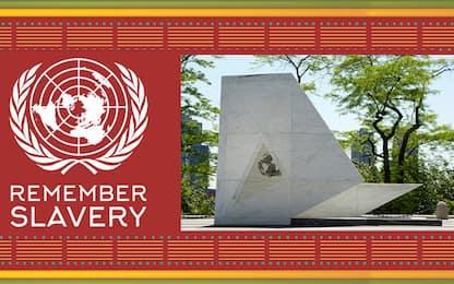 Giornata internazionale in ricordo delle vittime di schiavitù