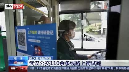 Coronavirus, da oggi fine delle restrizioni in Hubei