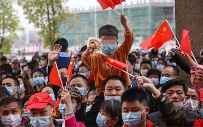 Coronavirus, provincia dell'Hubei rimuove le restrizioni dopo due mesi