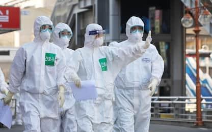 Coronavirus, nuovi casi e decessi in Cina e Corea del Sud