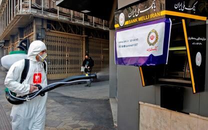 Coronavirus, in Iran quasi 25mila casi e duemila morti