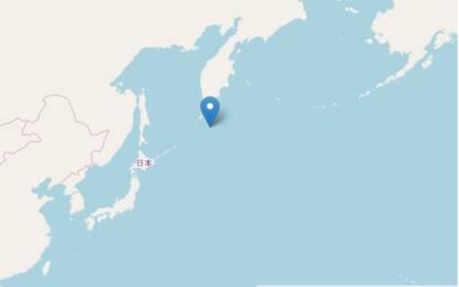 Russia, terremoto di magnitudo 6.4 in Kamcatka