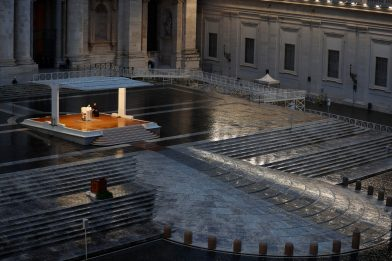 L'indulgenza plenaria Urbi et Orbi del Papa: cosa significa