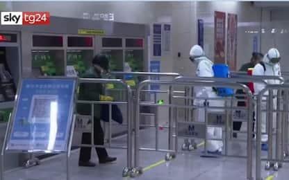 Coronavirus, Wuhan verso la riapertura di 6 linee metro. VIDEO