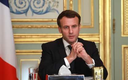 "Coronavirus, Macron: ""Francia al fianco dell'Italia, basta Ue egoista"""