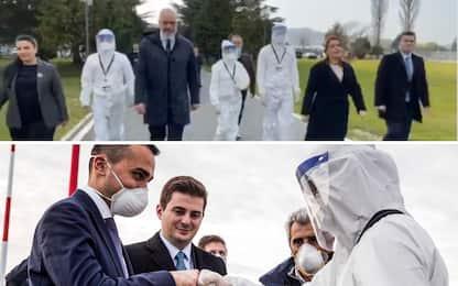"""Coronavirus, a Brescia medici albanesi. Rama: """"Siamo tutti italiani"""""""