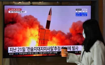 In Corea del Nord testato nuovo lanciatore di missili balistici