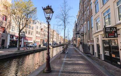 Coronavirus, in Olanda restrizioni prolungate al 28 aprile