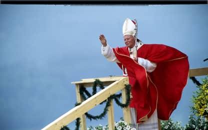 Oggi, 22 ottobre, è San Giovanni Paolo II. FOTO