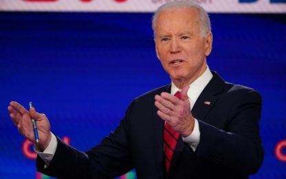 Coronavirus, Joe Biden propone una convention democratica virtuale