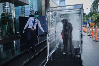 Indonesia, lockdown per fronteggiare l'emergenza Coronavirus