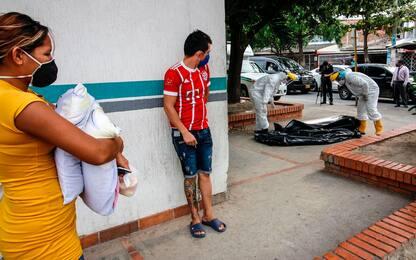 Coronavirus, la Colombia estende la quarantena. FOTO